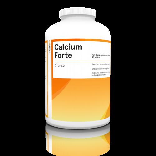 Calcium Forte - Orange