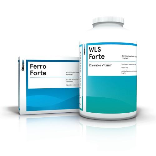 Žvýkací tablety WLS Forte